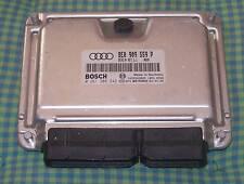 Steuergerät Audi A4, 3.0 V6 ASN 8E0909559P 220PS/162KW ME7.1.1 0261208242