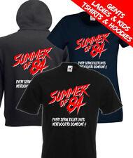 Summer Of 84 Retro Horror Movie T Shirt / Hoodie