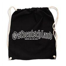 Sac à dos Gym Bag turnbeutel sac Allemagne orientale plus dur que le reste de l'est East