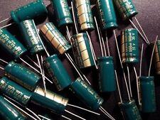 Condensadores 6 X 10uF/100uF/1000uF ± 20%