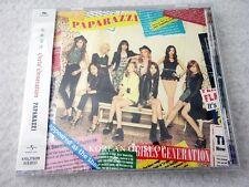 SNSD Girls' Generation Paparazzi CD + POSTER (Option) + FREE GIFT NEW