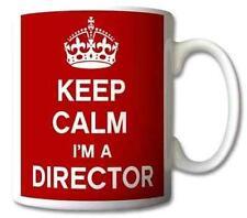 Keep Calm I'm A Director Mug Cup  Gift Mugs