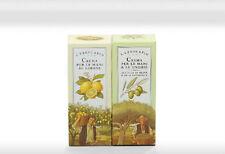 L'Erbolario Linea per la cura delle Mani e Unghie, all'Olio di oliva e Limone