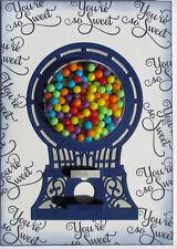 Sue Wilson Dies Kinetics Collection CHOOSE: Working Candy Machine, Accessories