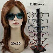 ELITE-Newark Keyhole Custom Colors - 20x50 NOS Vintage Eyewear & Case