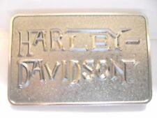 Harley Davidson Gürtelschnalle/Buckle Modell Artikel Harley Davidson
