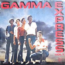 GAMMA EXPRESS Vol 1 US Press Musique Des Antilles 4685 1982 LP