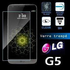 vitre protection verre trempé film de protecteur écran pour LG G5