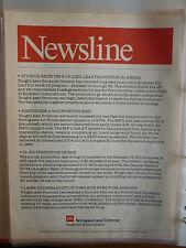 7/1984 PUB LTV VOUGHT AEROSPACE B-1B,CANADAIR CL-601,LASER HEL,A-7 AVIATION AD