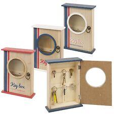 6 ganchos madera caja dominante Magnético Cerradura Cierre para colgar en Pared