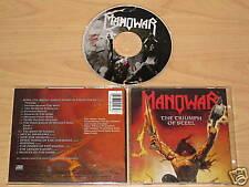 MANOWAR/THE TRIUMPH OF STEEL (ATLANTIC 7567-82423-2) CD