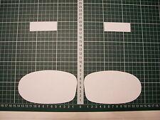 Außenspiegel Spiegelglas Ersatzglas Fiat Seicento Manuel ab 1998-01 L ode R sph