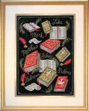 JCA Needle Treasures Cross Stitch Kit - Bible Books