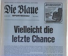 II BL 81/82 1860 München - Hertha BSC Berlin, 08.04.1982