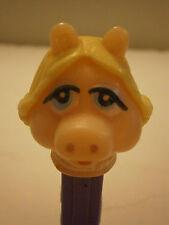 Vintage 1991 PEZ Singles Miss Piggy Muppet Patent 4.9 Czech Republic Feet