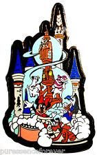 WDW MK Share A Dream Parade: Cinderella Castle Pin