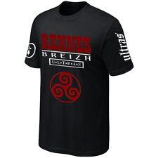 T-Shirt ULTRAS RENNES RENNAIS BREIZH Bretagne Breton - Maillot