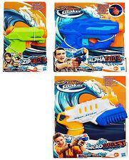 Hasbro-Nerf-Super Soaker-Zip Fire-Alpha Fire-Micro Burst-Wasserspritzpistole-neu