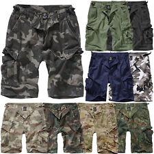 Brandit BDU Ripstop Shorts S-7XL Army Cargo Bermuda Outdoor Short kurze Hose