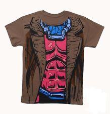Gambit I AM Costume X-Men Marvel Comics Licensed Adult T Shirt S-3XL