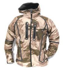 CABELA'S ALASKAN GUIDE Windproof & Waterproof Outfitter Camo Hunting Jacket