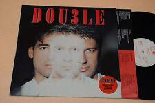 DOUBLE LP DOU3LE 1° ST ORIG 1987 AUDIOFILI EX++