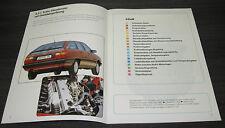 Audi 100 Typ 44 C3  2,5l Turbo Diesel TD Direkteinspritzung  SSP 120 1990