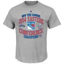 NHL New York RANGERS Eastern Conference Champions Shirt Locker Room
