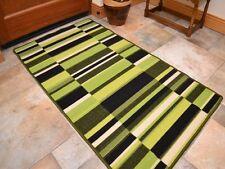 Small Large Lime Dk Green Long Hall Runner Kitchen Floor Rugs Anti-Slip Back Mat