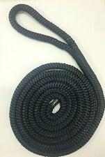 10mm x 2m Fender lines braid on braid - Ready to use
