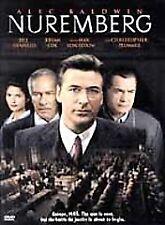 Nuremberg (2001) - Alec Baldwin - Like New DVD free S&H?