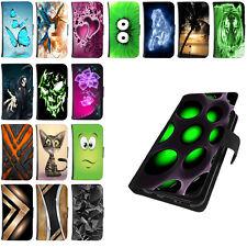 Schutz Hülle für Huawei P20/ P20 Lite/ P20 Pro Handy Tasche Flip Case Etui Motiv