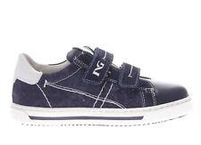 Nero Giardini Junior Bambino Sneaker P833080M-207## Blu Primavera/Estate TREND