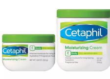 Cetaphil Moisturizing Cream for Dry/Sensitive Skin Fragrance- Free shipping