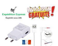 CHARGEUR RAPIDE CABLE TYPE-C Pour Samsung Galaxy A20E/A30/A40/A50/A60/A70