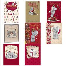 Boyfriend Me to You Bear Christmas Cards