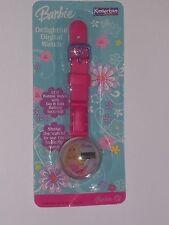 Barbie Bubble cúpula Reloj con diversión Flotante iconos