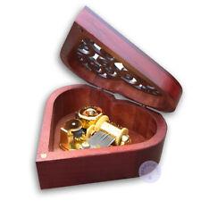 Regalo encantador. Un hermoso indio corazones tema hecha a mano joyería y caja de la baratija