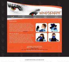 Windskarph® Polartec Fleece Face Neck Chest Cover Made w/ PowerStretch/WindBloc