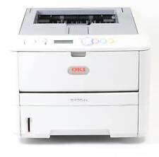 OKI Drucker B430d Duplex Laserdrucker gebraucht Parallel, USB