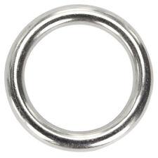1 Stk Ring geschweißt, poliert - Edelstahl A4 O-Ringe Öse Edekstahlring poliert