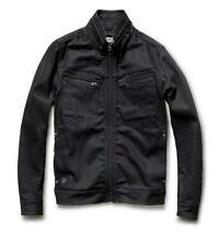 G-Star Arc Zip Slim 3D Jacket Sz:S/M/L 3D Raw Triple Black Trig Denim NWT Rare