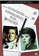 REHEARSAL FOR MURDER LYNN REDGRAVE PATRICK MACNEE JEFF GOLDBLUM DVD NEW & SEALED