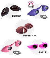 4-Eyez Sunbed Tanning UVA & UVB Eye Protection iGoggles i-Minis iLidz Deflectors