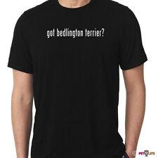 Got Bedlington Terrier Tee Shirt #2 rothbury