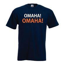 """Peyton Manning Denver Broncos """"Omaha!"""" Super Bowl Jersey T-shirt Shirt"""