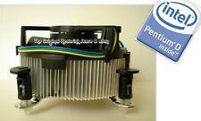 Pentium D Processor Cooler Heatsink Fan for 800 900 Series Sockte LGA775 - New