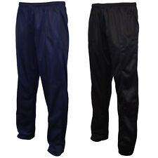 Para hombre Plain chándal correr sudor pantalones, chándal Bottoms Jog Pantalones