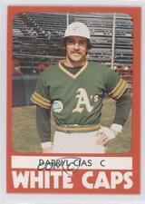 1980 TCMA Minor League #941 Darryl Cias West Haven White Caps Baseball Card