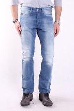 REPLAY M983 606 706 010 Waitom, Herren Jeans, Hose, Denim, Blau, Trousers
